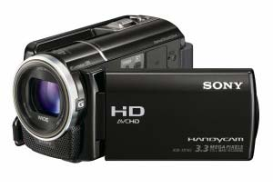 sony-hdr-xr160